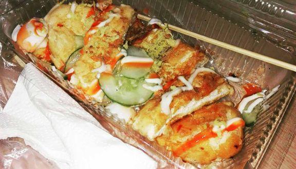 Bánh Mì Nướng Muối Ớt - Tạ Quang Bửu