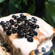 Bánh trân châu đường đen