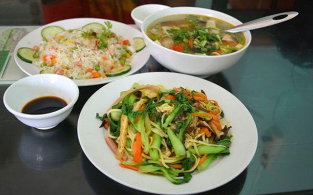 Quán Chay - Cơm Bún & Lẩu Nấm