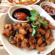Món mới ! Món mới  Sụn gà chiên giòn sốt singapore . 1 trong những món hấp dẫn nhất của kimthanhfood