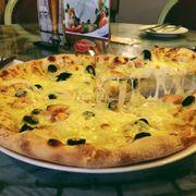 Pizza cá hồi - Nordica