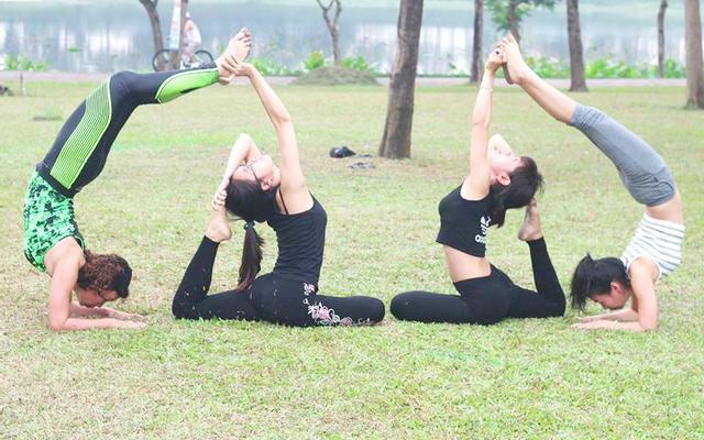 CLB Namakar Yoga