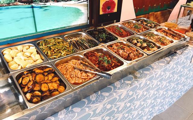 Bách Hoa Viên - Buffet Món Nướng