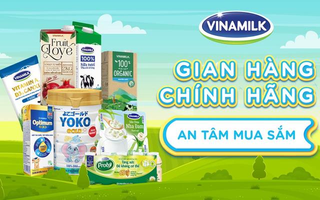 Vinamilk - Giấc Mơ Sữa Việt - Hàng Da - HN10184