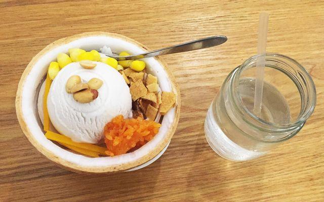 Ku Mén - Kem Dừa & Ăn Vặt