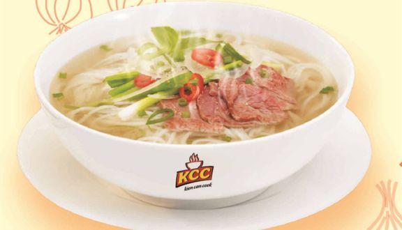 KCC - Phở & Cơm Gà Xối Mắm - Kiều Mai