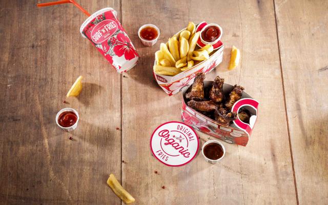 Surf'n' Fries - Best Fries In Town - Royal City