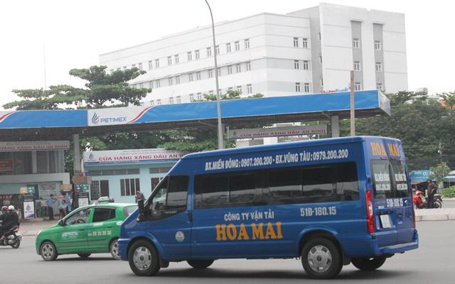 Xe Khách Hoa Mai - Văn Phòng Vũng Tàu