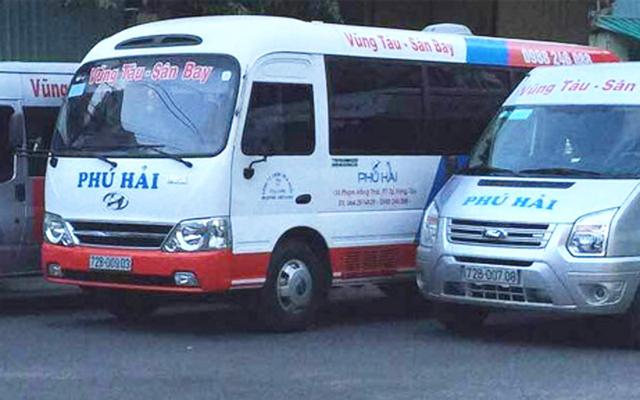 Xe Khách Phú Hải - Chi Nhánh Phạm Hồng Thái