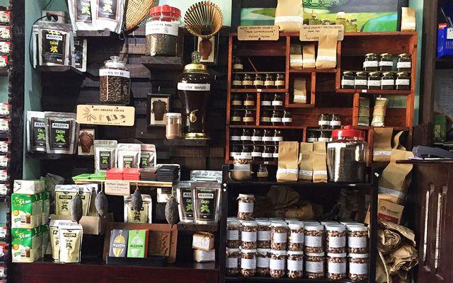 Hoa Chăm Pa - Coffee & Tea