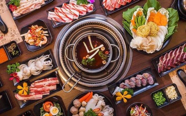 Grill & Cheer - Buffet Nướng & Lẩu  - TTTM Vincom Lê Văn Việt