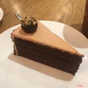 Hazelnut Fudge cake 89k