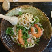 mì udon hải sản