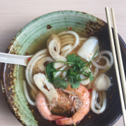 Udon hải sản