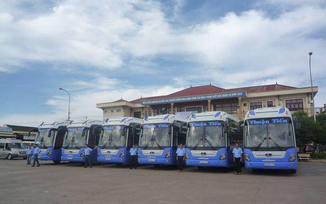 Xe Khách Thuận Tiến - Bến Xe Trung Tâm Đà Nẵng