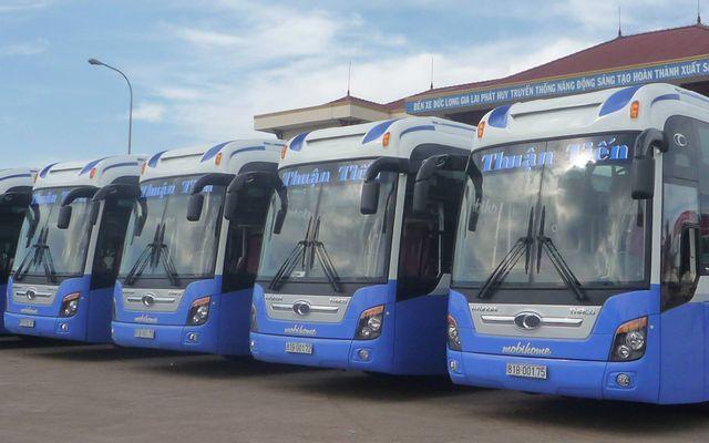 Xe Khách Thuận Tiến - Bến Xe Nước Ngầm