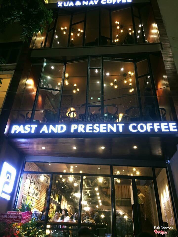 Kết quả hình ảnh cho past & present coffee