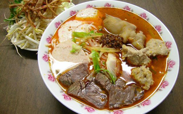 Bún Bò Huế Cô Lan - Phan Đình Giót