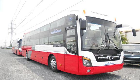 Kumho Samco Buslines - Chi Nhánh Vũng Tàu