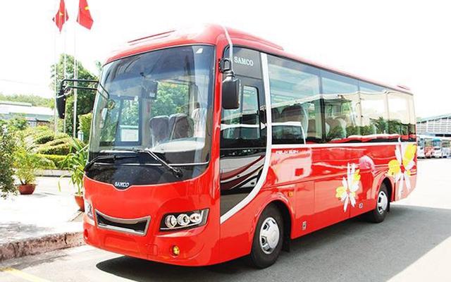 Kumho Samco Buslines - Chi Nhánh Phan Thiết