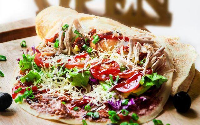 Ya's Station - Bánh Tacos Max Topping