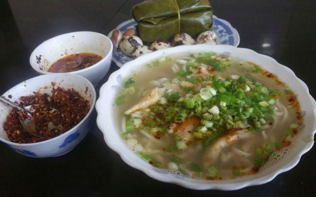 Dành - Bánh Canh Cá Lóc