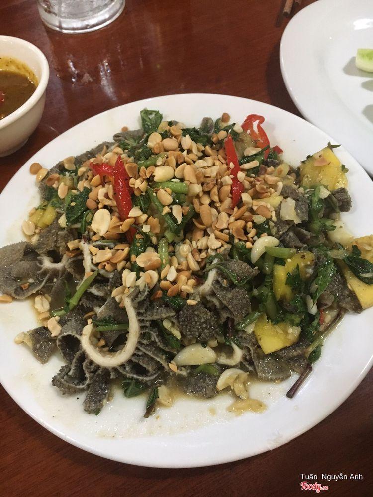 Trâu Làng Quán - Đặc Sản Thịt Trâu ở Hà Nội