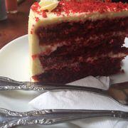 Bánh Red velvet