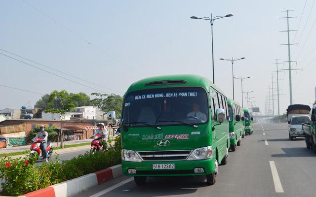 Xe Khách Mai Linh - Bến Xe Phía Nam Nha Trang