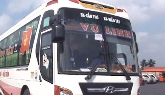 Xe Khách Vũ Linh - Bến Xe 91B Cần Thơ