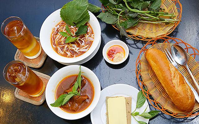 Hủ Tiếu Dê Việt Ký