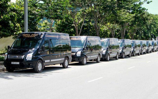 Xe Khách Thịnh Phát Limousine - Chi Nhánh Biên Hòa