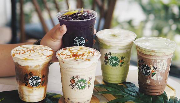 Effoc Cafe - Nguyễn Thị Thập