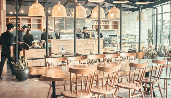 The Coffee House - Rice City Linh Đàm