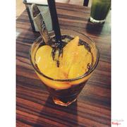 Trà Đào món ngon nhất ở The Coffee House