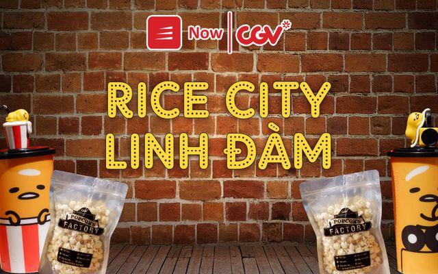 CGV - Rice City Linh Đàm