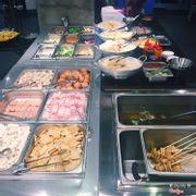 Quầy buffet