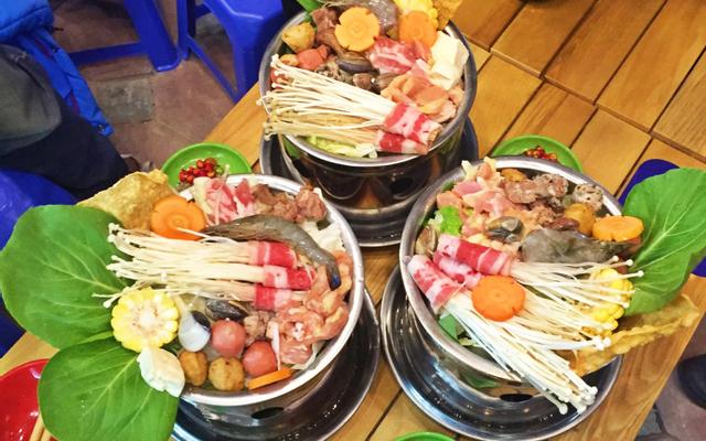 Ku Bơ Food Court - Lẩu Thái Hoa Quả