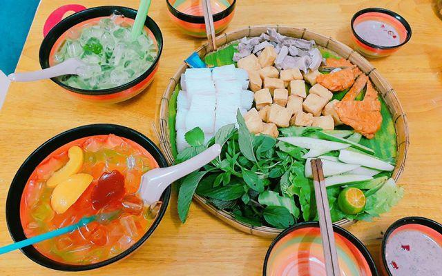 Mẹt - Bún Đậu Mắm Tôm - Nguyễn Thái Sơn