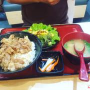 Set Suki Zen, cơm thịt bò hầm