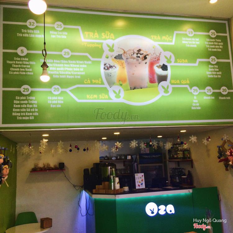 Trà Sữa Oza Tea - Ngụy Như Kom Tum ở Hà Nội