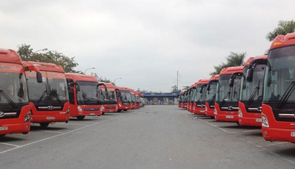 Xe Khách Phương Trang - Bến Xe Ô Môn
