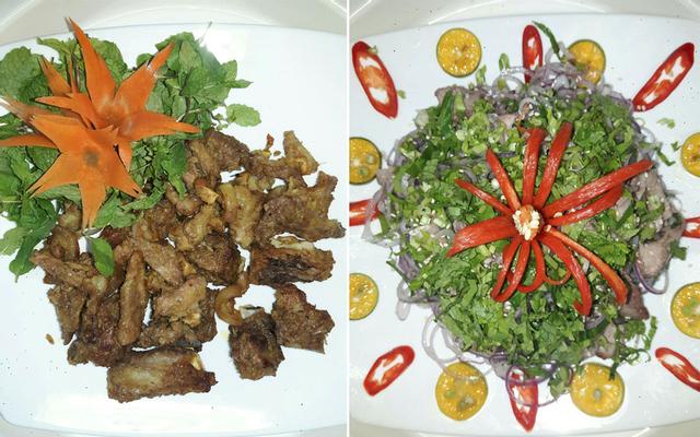 Nhà Hàng Ẩm Thực Nam Bộ - Bò Tơ Tây Ninh