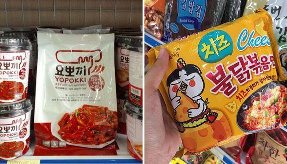 Tèobokki Store - Nguyên Liệu Nấu Món Hàn - Đường 3/2