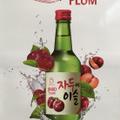 Rượu Soju Chamisul Mận 360ml