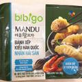 Bánh xếp nhân hải sản Bibigo 350g