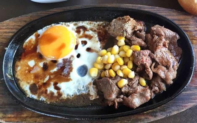 Beefsteak Văn Minh