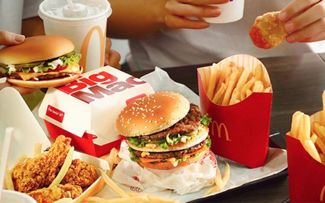 McDonald's Hoang Dieu