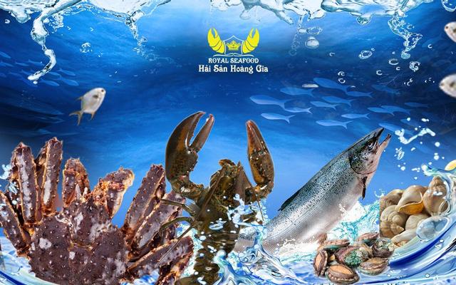Hải Sản Hoàng Gia - Hải Sản Tươi Sống Mỗi Ngày - Nguyễn Thị Thập