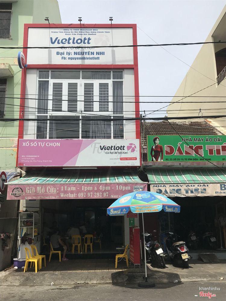 Quán Bụi Nướng Ngói ở Khánh Hoà